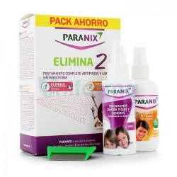 PARANIX PACK SPRAY ELIMINA Y SPRAY PROTECT 100 ML + 100 ML