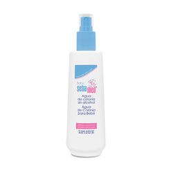 SEBAMED BABY AGUA DE COLONIA SIN ALCOHOL 250 ML