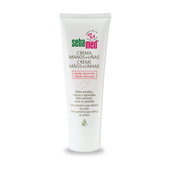SEBAMED CREMA MANOS+U\AS 75 ML