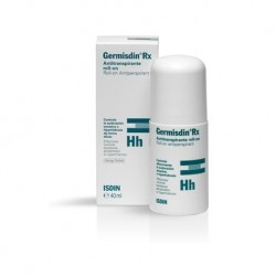 GERMISDIN RX HH ANTITRANSPIRANTE ROLL ON 40 ML