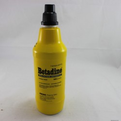 BETADINE 100 MG/ML SOLUCION TOPICA 1 FRASCO 500 ML