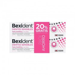 DUO BEXIDENT DIENTES SENSIBLES PASTA 75ML