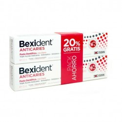 BEXIDENT DUPLO ANTICARIES PASTA 125ML