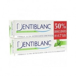DENTIBLANC DUPLO PASTA EXTRAFRESH 2X100ML