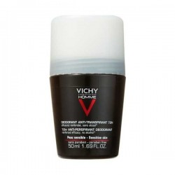 VICHY DESODORANTE ROLL-ON HOMBRE PIELES SENSIBLES 50 ML