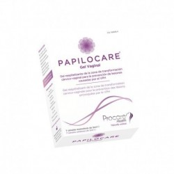 PAPILOCARE GEL VAGINAL 7 CANULAS 5 ML
