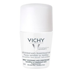 VICHY DESODORANTE ROLL-ON PIELES SENSIBLES 50 ML