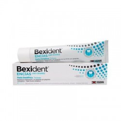 BEXIDENT ENCIAS TRICLOSAN PASTA 125 ML