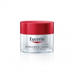 EUCERIN HYALURON FILLER VOLUME LIFT CREMA DE NOCHE 50 ML