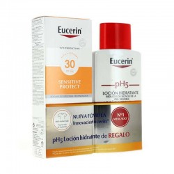 EUCERIN SUN LOCION EXTRA-LIGHT SPF30 150 ML + LOCION PH5 200 ML REGALO