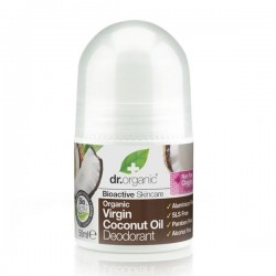 DR ORGANIC COCONUT OIL DEODORANT 50ML