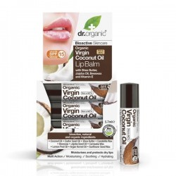 DR ORGANIC VIRGIN COCONUT OIL LIP BALM 5,7ML