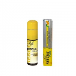 BACH RESCUE SPRAY + RESCUE PLUS GRATIS