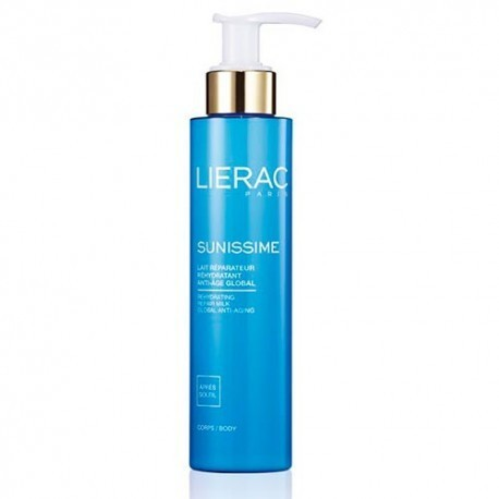 LIERAC SUNISSIME LECHE AFTER SUN 150ML