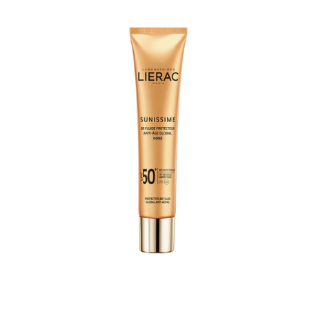 LIERAC SUNISSIME FLUIDO PROTECTOR COLOR SPF50 40ML
