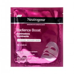 NEUTROGENA RADIANCE BOOST MASCARILLA FACIAL ILUMINADORA EXPRESS 30 ML