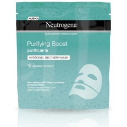 NEUTROGENA PURIFYING BOOST HYDROGEL RECOVERY MASK PURIFICANTE/DETOX 30 ML