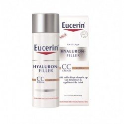 EUCERIN HYALURON FILLER CC CREAM COLOR MEDIO 50 ML