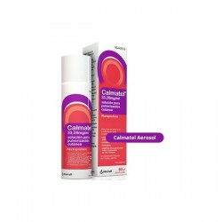 CALMATEL 33.28 MG/ML AEROSOL TOPICO 60 ML