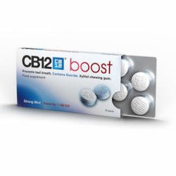 CB12 BOOST 10 CHICLES