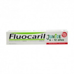 FLUOCARIL JUNIOR 6-12 AÑOS 75 ML FRUTOS ROJOS