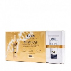ISDINCEUTICS PACK INSTANT FLASH 5 AMP + K-OX EYES 3ML REGALO