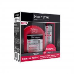 NEUTROGENA PACK CELLULAR BOOST CREMA NOCHE REGENERADORA 50 ML