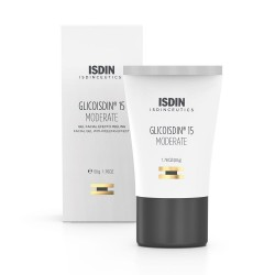 ISDINCEUTICS GLICOISDIN GEL FACIAL ANTIAGING 15% 50 ML