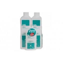 INIBSA PACK GEL DERMATOLOGICO 2X1L + 200 ML REGALO
