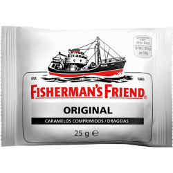 FISHERMAN'S FRIEND ORIGINAL BLANCO